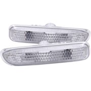 ANZO 1999-2001 BMW 3 Series Side Marker Lights Clear