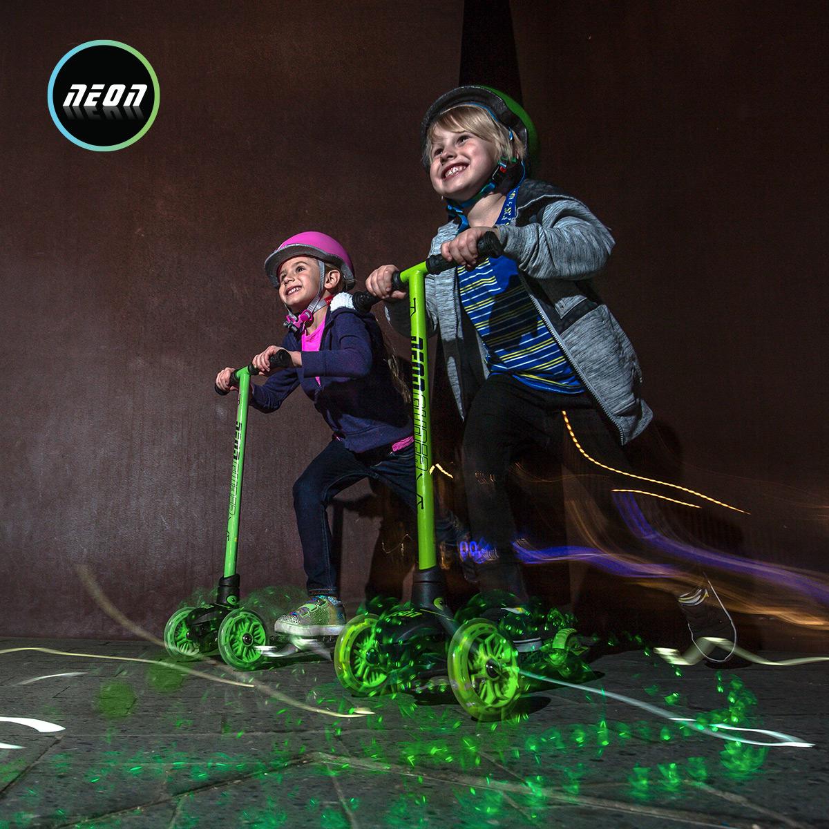 $23 (Reg $52) Neon Glider Kids...
