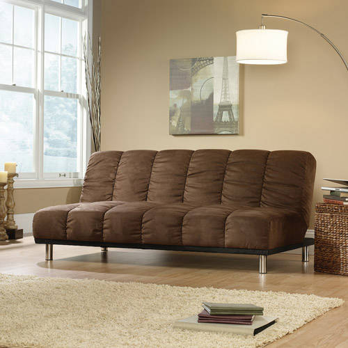 Sauder StudioEdge Deshler Convertible Futon Sofa, Multiple Colors