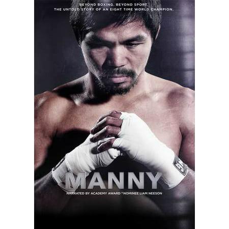 Manny (Vudu Digital Video on Demand) - Mantis Pet