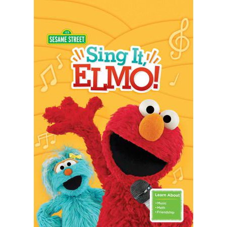 Elmo Sings (Sing It, Elmo!)
