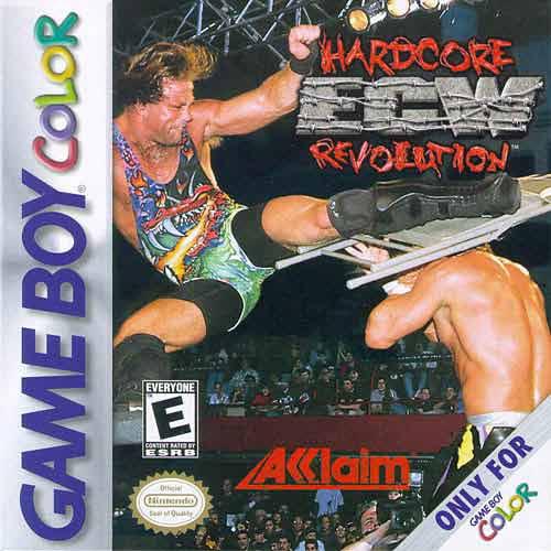 Image of ECW: Hardcore Revolution