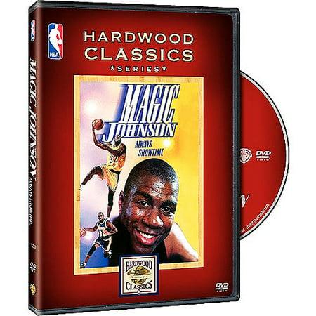 Magic Johnson: Always Showtime (NBA Hardwood - Kevin Johnson Nba