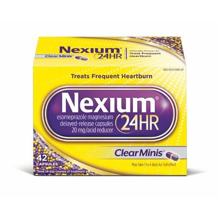 Nexuim Clear Minis Capsules  42 Ct