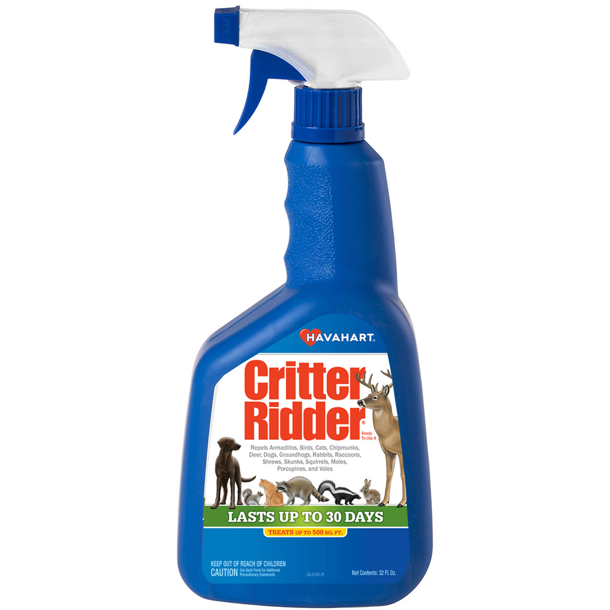 Havahart Critter Ridder 32 oz. Ready-To-Use Animal Repellent
