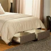 Seahawk Designs Cambridge Storage Platform Bed