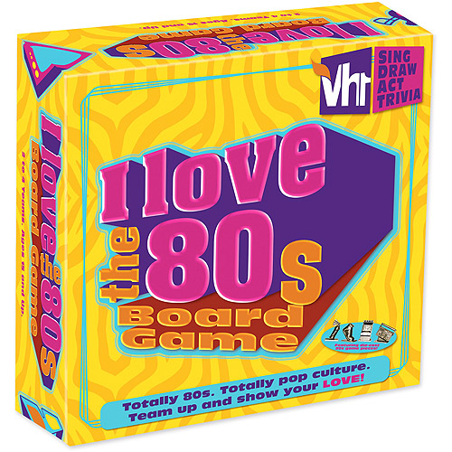 VH1 I Love The 80s Board Game