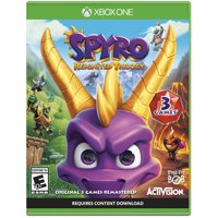 Spyro Reignited Trilogy, Activision, Xbox One, 047875882423