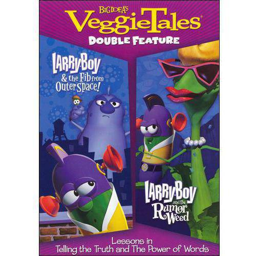 Veggie Tales: Larry Boy and the Fib/Larry Boy and the Rumor Weed