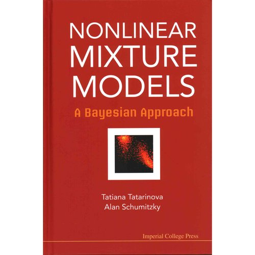 Nonlinear Mixture Models: A Bayesian Approach