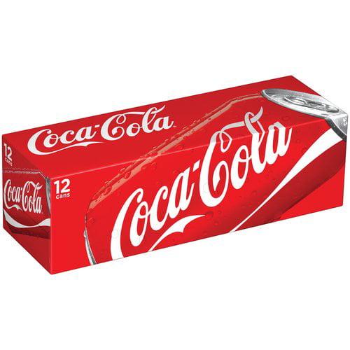 Coca-Cola Classic Coke, 12 ct, 144 fl oz