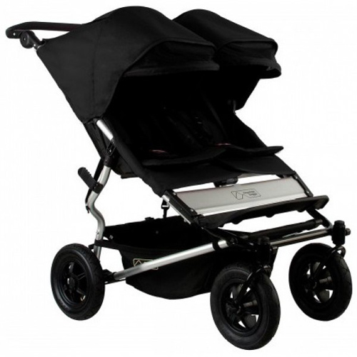 Mountain Buggy Duet Double Stroller by Mountain Buggy