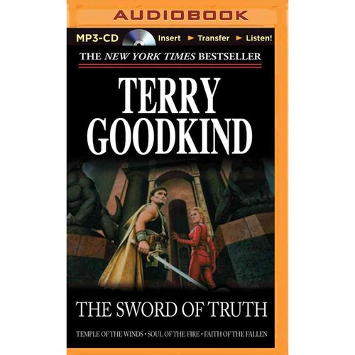 The Sword of Truth Books 4-6: Temple of the Winds / Soul of the Fire / Faith of the Fallen