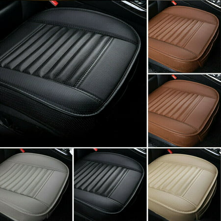 Car Seat Cover 6D Universal Breathable PU Leather Pad Mat Auto Chair