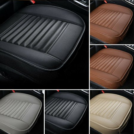 Prime Car Seat Cover 6D Universal Breathable Pu Leather Pad Mat Auto Chair Cushion Beige Theyellowbook Wood Chair Design Ideas Theyellowbookinfo