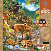 MasterPieces Family Gathering 1000 Piece Puzzle