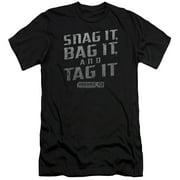 Warehouse 13 Snag It Mens Slim Fit Shirt