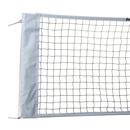 Franklin Replacement Parts (Franklin Sports Volleyball and Badminton Replacement Net - 30' x 2' - Fits 1.25