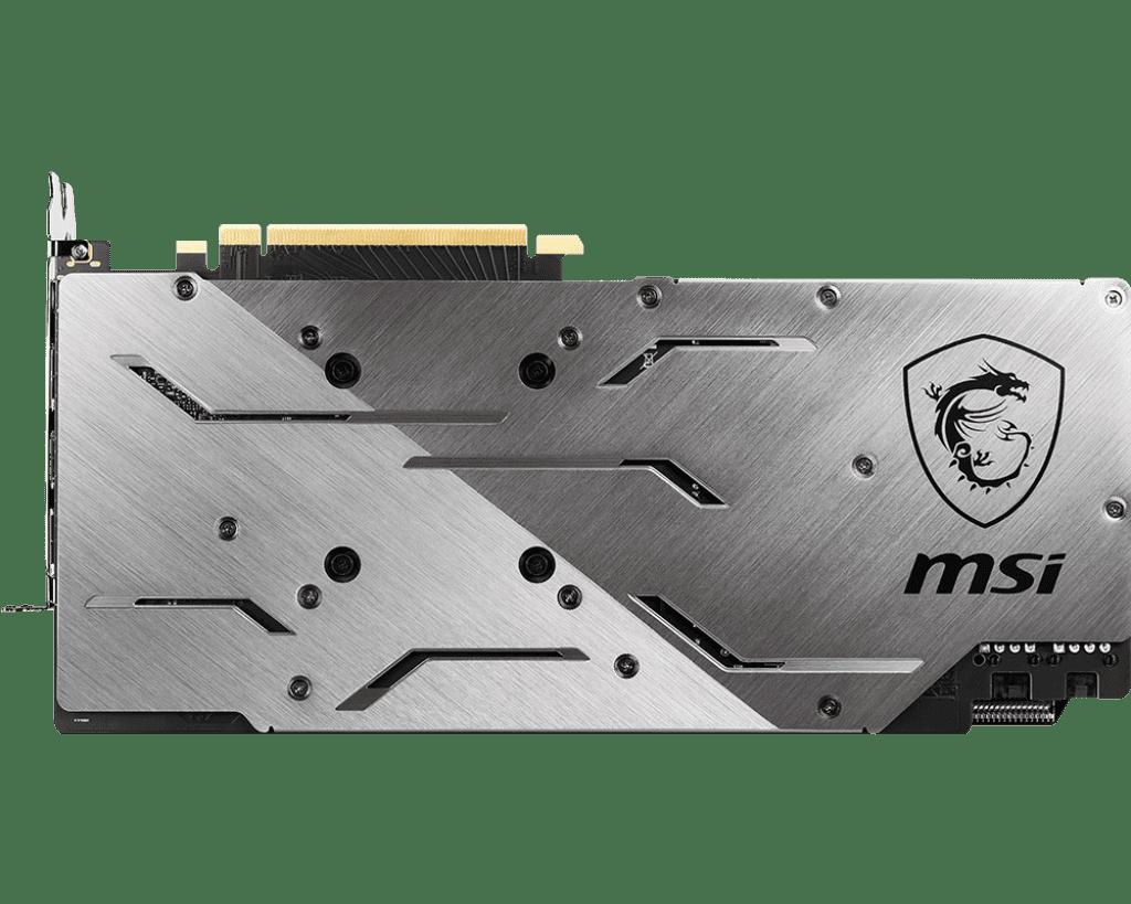 MSI GeForce RTX 2070 GAMING Z 8G GeForce RTX 2070 Graphic Card - 1 41 GHz  Core - 1 83 GHz Boost Clock - 8 GB GDDR6 - plus free Wolfenstein:  Youngblood