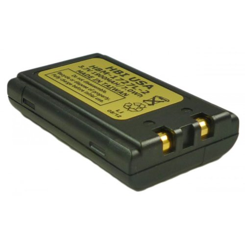 Harvard HBM-1727L-2 Replacement Battery for MOTOROLA / SYMBOL PDT8134 Bar Code Scanner Replaces Part #: 20-36098-01, 21-52319-01, 21-56383-01, 21-58236-01, 21-60332-01, CA50601-1000, KT-61579-01, PA60