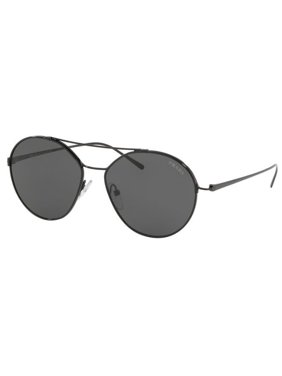 ac8cd78f9a93 Product Image Authentic Prada Sunglasses SPR56U 1AB-5S0 Black Frames Gray  Lens 55MM