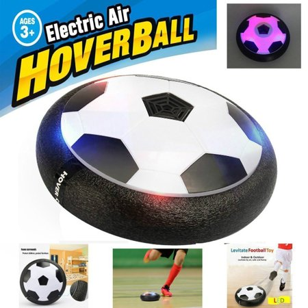 Kids Toys Training Football With Parents Game Children Toys Air Power Soccer Disk Indoor Outdoor Hover Ball Game with LED Lights](Soccer Toys)