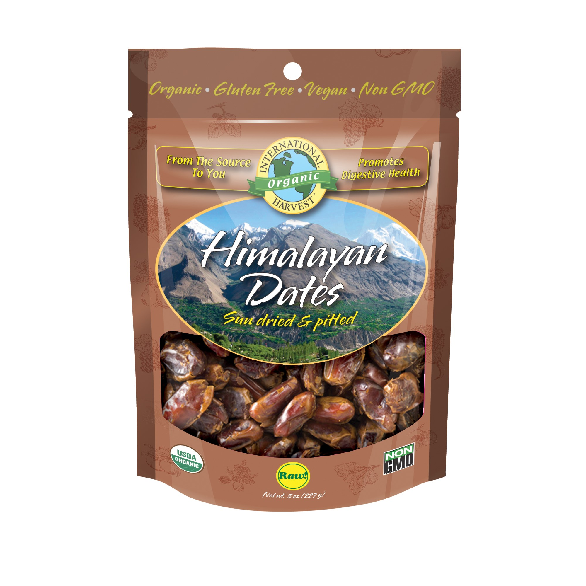 International Harvest Himalayan Dates, 8 Oz