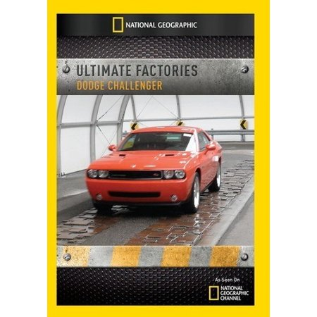 National Geographic: Ultimate Factories: Dodge Challenger (DVD) ()
