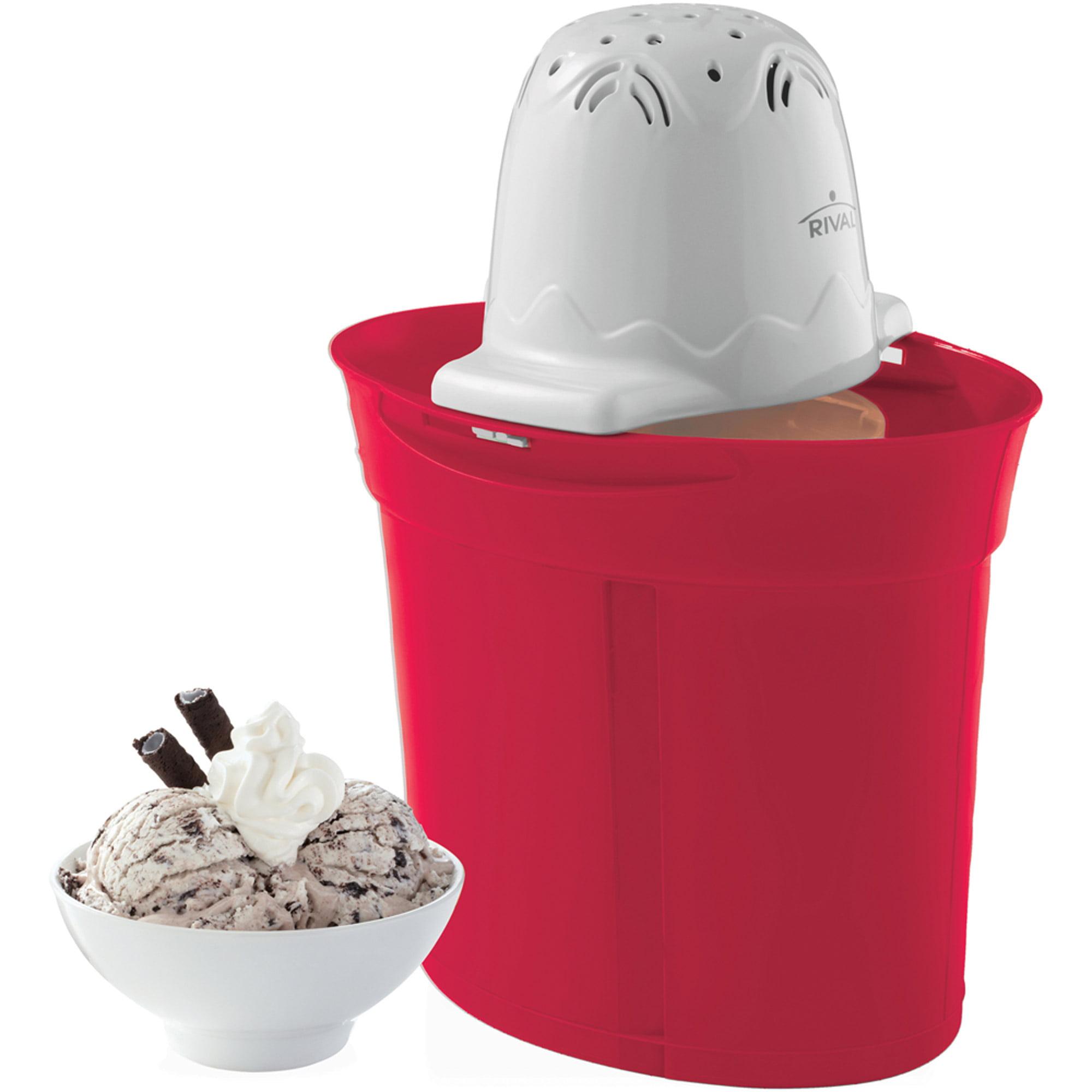 4-Quart Ice Cream Maker