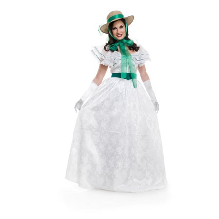 Halloween Southern Belle Adult Costume - Southern Belle Costume Adult