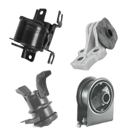 Fits: 2005-2011 Ford Escape/ Mazda Tribute 2.3/ 2.5L Motor & Trans. Mount Set 4PCS 05 06 07 08 09 10 11 A5441 A5481 A5412 A5446 ()