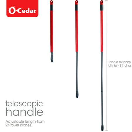 O-Cedar EasyWring Spin Mop & Bucket System