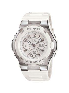 Baby-G White Ladies Watch BGA110-7B