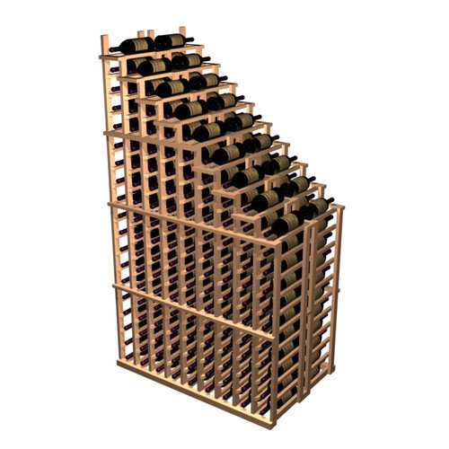 Wine Cellar Innovations Designer Series 135 Bottle Right Falling Waterfall Wine Rack