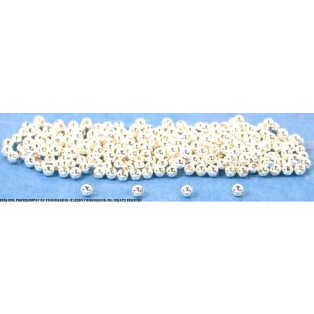 300 Sterling Silver Ball Beads (18 Ball Bead)