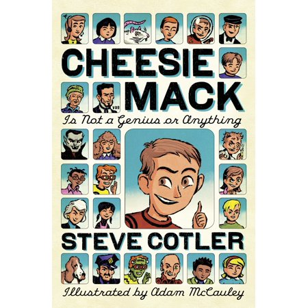 Cheesie Mack Is Not a Genius or Anything - Kato Mask