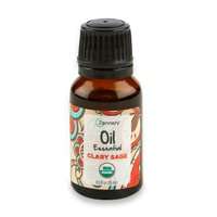 Zennery Certified Organic Clary Sage Oil