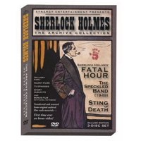 Sherlock Holmes: The Archive Collection - Volume One (DVD)
