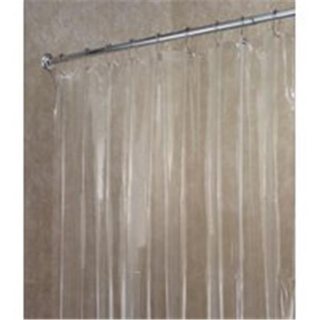 Inter Design 14551 Shower Curtain Liner Clear Vinyl Walmart Canada