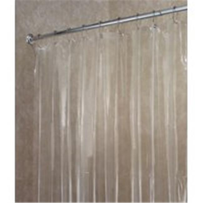 14551 Shower Curtain-Liner Clear Vinyl