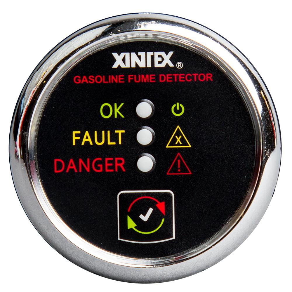 XINTEX G-1C-R GASOLINE FUME DETECTOR, 1-CHANNEL, W/SENSOR