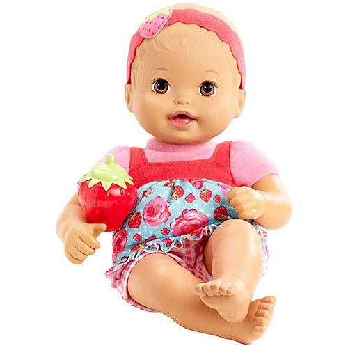 Little Mommy Baby So New Picnic Bloomer Doll, Hispanic