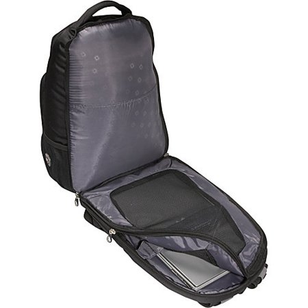 SwissGear Travel Gear ScanSmart Backpack 1900 (Black) - Walmart.com