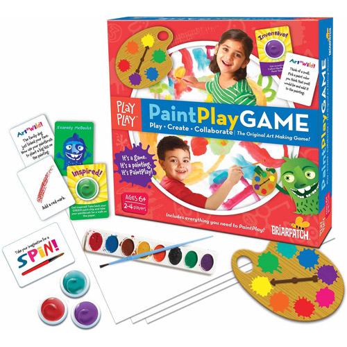 Paint Play Game