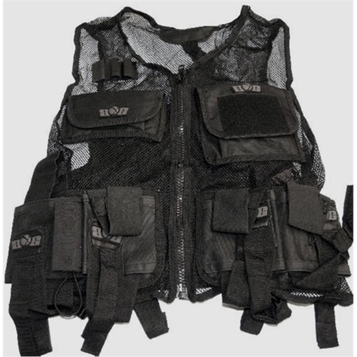 GXG Paintball Lightweight Tactical Vest - Black