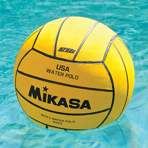 Mikasa Varsity Water Polo Ball Men's Size by Generic