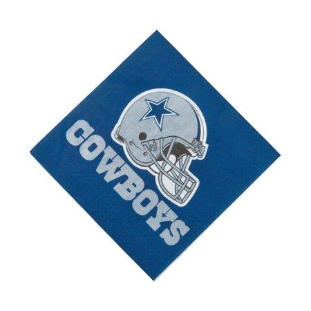 NFL® Dallas Cowboys(TM) Luncheon Napkins (Cowboy Napkins)