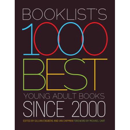 Booklist's 1000 Best Young Adult Books since 2000 -