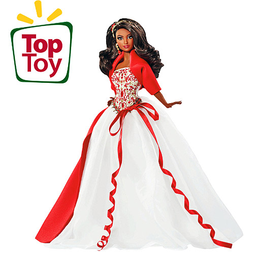 Mattel Barbie - 2010 Holiday Doll, African-American