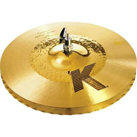 "Zildjian K Custom 14.25"" Hybrid Hi Hat Cymbals"